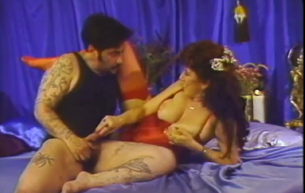 Les' Cock with Annie Sprinkle FTM transsexual