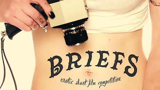 Briefs 2014 Erotic Short Film Competiton