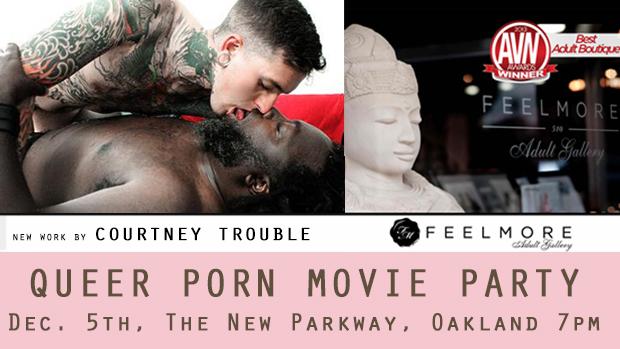 Queer Porn Movie Party