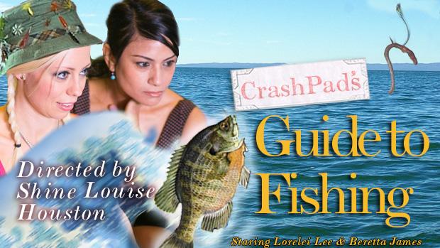 Porn Parody: CrashPad's Guide to Fishing April Fools