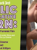 PUBLIC. PROVOCATIVE. PORN: The Year's Best in Feminist Erotic Film