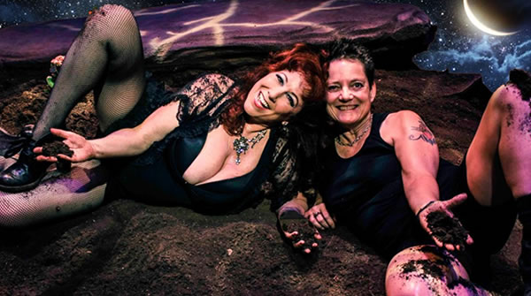 Annie Sprinkle and Beth Stevens Ecosexual