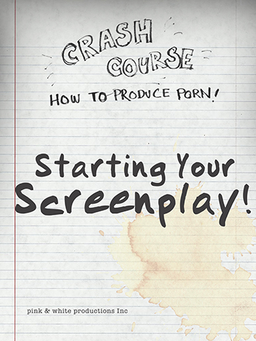 CrashCourse: Starting Your Screenplay