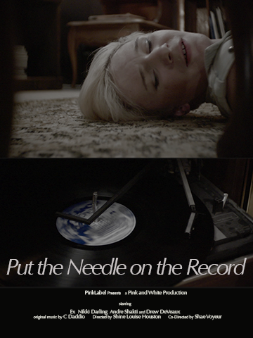Put the needle on the record