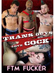 Trans Guys Love Cock FTM Fucker James Darling Gay FTM queer PORN