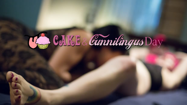 cake and cunnilingus day