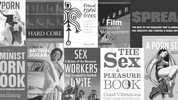 Pornography Production Books Porn Studies