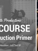 CRASHCOURSE: a porn production primer with Shine Louise Houston