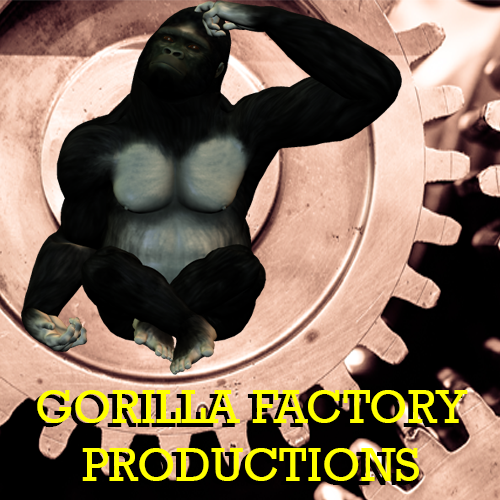 Gorilla Factory Productions Logo